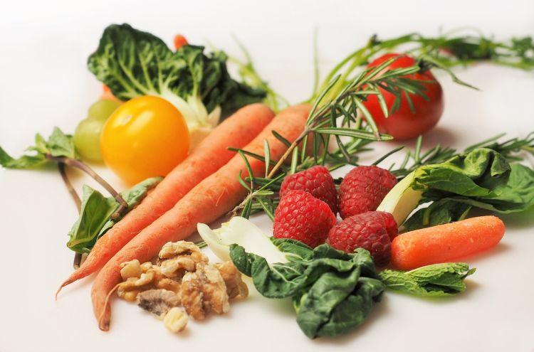 gesunde Lebensmittel 750