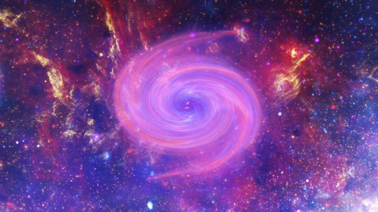 spiralgalaxie 750