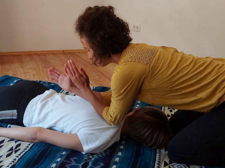 Nuad Thai Behandlung von Anita Seres